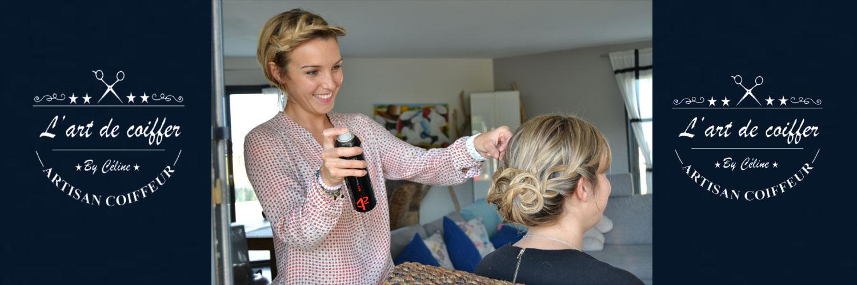 L'art de coiffer à domicile Lapeyrouse fossat Toulouse